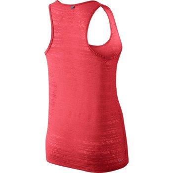 koszulka do biegania damska NIKE DRI FIT TOUCH BREEZE STRIPE TANK / 589030-685