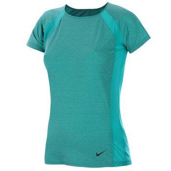 koszulka do biegania damska NIKE LUX SHORT SLEEVE TOP COOL TOUCH