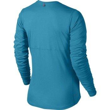 koszulka do biegania damska NIKE MILER LONGSLEEVE / 686904-407