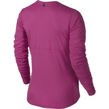 koszulka do biegania damska NIKE MILER LONGSLEEVE / 686904-617