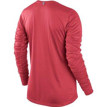 koszulka do biegania damska NIKE MILER LONGSLEEVE TOP / 519833-603