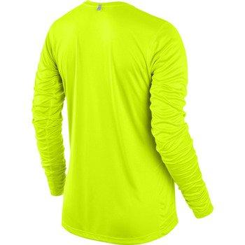 koszulka do biegania damska NIKE MILER LONGSLEEVE TOP / 519833-702