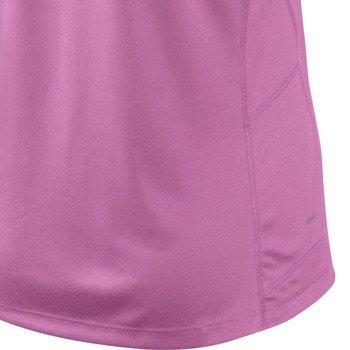 koszulka do biegania damska NIKE MILER SHORTSLEEVE CREW TOP / 519829-514