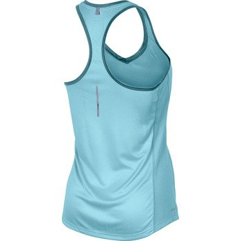 koszulka do biegania damska NIKE MILER TANK / 519827-417