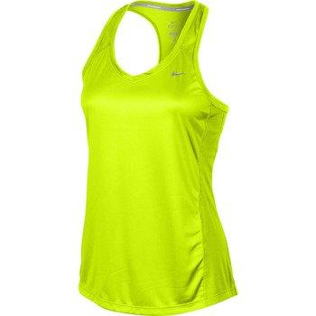 koszulka do biegania damska NIKE MILER TANK / 519827-702
