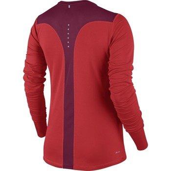 koszulka do biegania damska NIKE RACER LONG SLEEVE / 645445-696