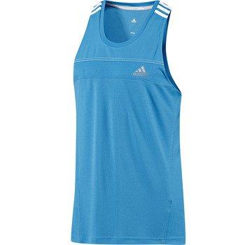 koszulka do biegania męska ADIDAS RESPONSE SINGLET / D79967