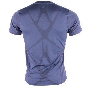 koszulka do biegania męska ASICS RACE SHORT SLEEVE TOP / 129908-8133