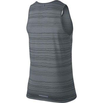koszulka do biegania męska NIKE DRI-FIT COOL TAILWIND STRIPE TANK / 724805-065