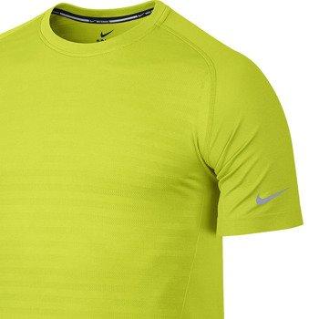 koszulka do biegania męska NIKE DRI-FIT KNIT NOVELTY CREW / 619953-702