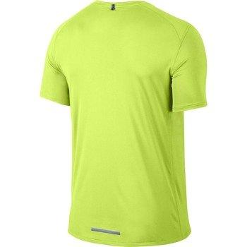 koszulka do biegania męska NIKE DRI-FIT MILER SHORT SLEEVE / 683527-702