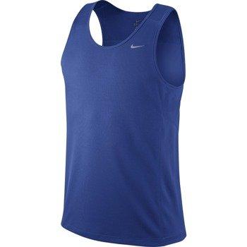 koszulka do biegania męska NIKE MILER SINGLET (TEAM) / 519694-480