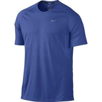 koszulka do biegania męska NIKE MILER UV SHORTSLEEVE TEAM / 519698-480