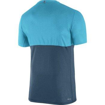 koszulka do biegania męska NIKE RACER SHORTSLEEVE / 644396-496