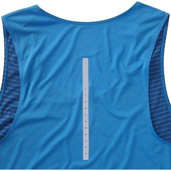 koszulka do biegania męska NIKE RACING PRINT SINGLET / 717799-435