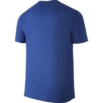 koszulka do biegania męska NIKE RUN SLEEP LESS RUN MORE TEE / 684019-480