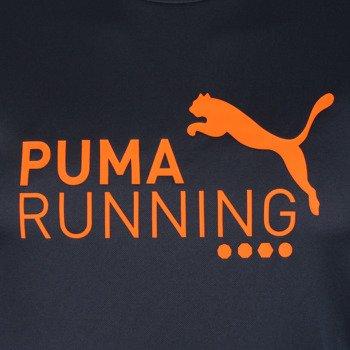 koszulka do biegania męska PUMA RUNNING LOGO SHORTSLEEVE