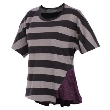 koszulka sportowa Stella McCartney ADIDAS STUDIO STRIPED TEE / M60454