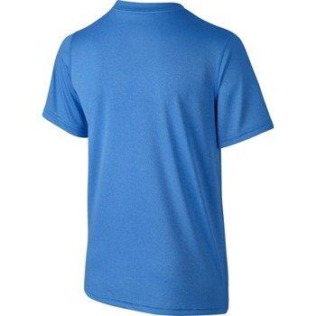 koszulka sportowa chłopięca NIKE LEG TRAINING CAT HOOK TEE / 807324-451