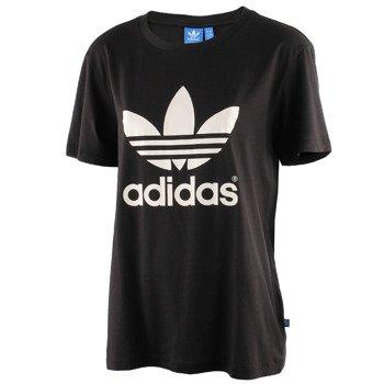 koszulka sportowa damska ADIDAS BOYFRIEND TREFOIL TEE / AJ8351