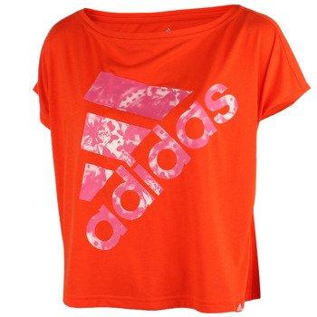koszulka sportowa damska ADIDAS COOLER PERFORMANCE LOGO / S07236