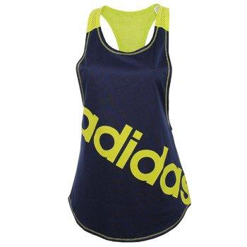 koszulka sportowa damska ADIDAS DANCE RACER TANK / S22118