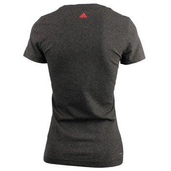 koszulka sportowa damska ADIDAS ESSENTIALS LINEAR TEE / AJ4575