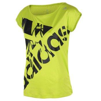 koszulka sportowa damska ADIDAS GRAPHIC TEE / S89157