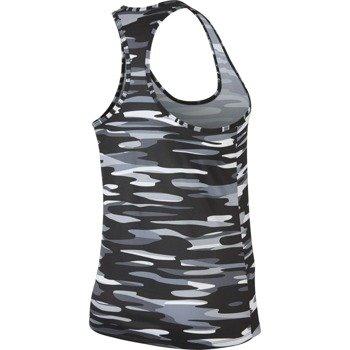 koszulka sportowa damska NIKE LEGEND RACERBACK ALLOVER PRINTED SWOOSH TANK / 703707-060