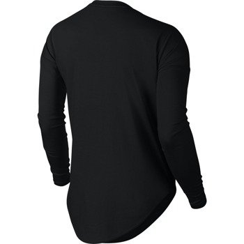 koszulka sportowa damska NIKE SIGNAL LONG SLEEVE  TEE LOGO / 716104-010