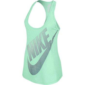 koszulka sportowa damska NIKE TANK-FUTURA SHINE / 677593-385