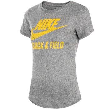 koszulka sportowa damska NIKE TEE RU NIKE TRACK FIELD SEASON / 685573-091
