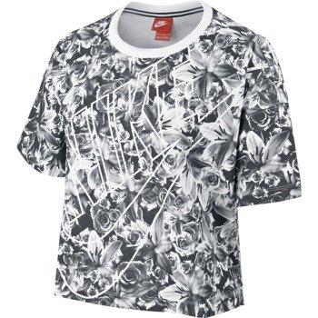koszulka sportowa damska NIKE TOP ALLOVER PRINTED / 840651-010