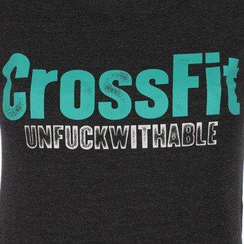 koszulka sportowa damska REEBOK CROSSFIT GRAPHIC TEE 10 / Z92616