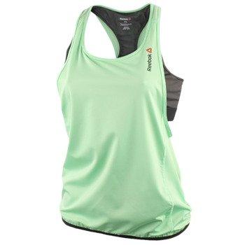 koszulka sportowa damska REEBOK ONE SERIES LONG BRA TOP / AI1642