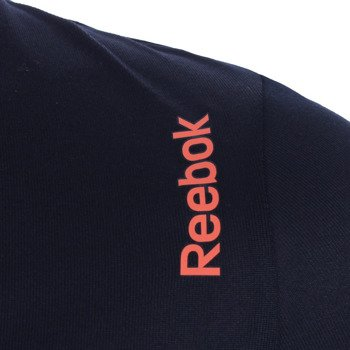 koszulka sportowa damska REEBOK WORKOUT READY POLY TEE / B86311