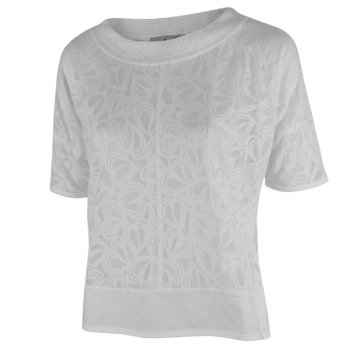 koszulka sportowa damska Stella McCartney ADIDAS STUDIO HEART TEE / S15114