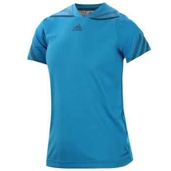 koszulka tenisowa chłopięca ADIDAS BOYS adiZERO TEE / D80600