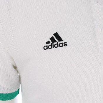 koszulka tenisowa chłopięca ADIDAS ROLAND GARROS BALL BOY POLO / BJ8273