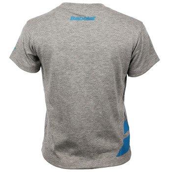 koszulka tenisowa chłopięca BABOLAT T-SHIRT TRAINING BASIC / 42F1482-107