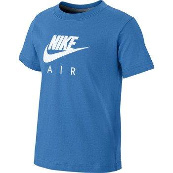koszulka tenisowa chłopięca NIKE JERSEY SHORT SLEEVE TOP / 644468-435