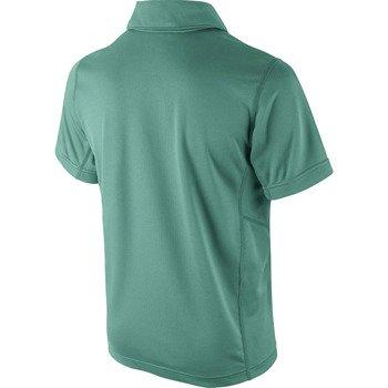 koszulka tenisowa chłopięca NIKE N.E.T. UV SHORT SLEEVE POLO / 522356-300