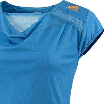 koszulka tenisowa damska ADIDAS ADIZERO CAPSLEEVE / D83696
