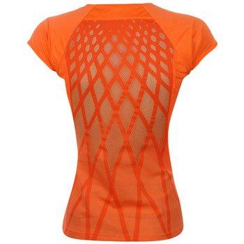 koszulka tenisowa damska ADIDAS ADIZERO CAPSLEEVE Roland Garros 2014 / D83697