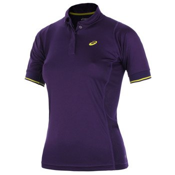 koszulka tenisowa damska ASICS BREAK POLO / 110449-0245