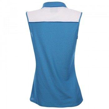 koszulka tenisowa damska HEAD CLUB WOMEN CHAMBERS SLEEVEELESS SHIRT BL / 814293 BL