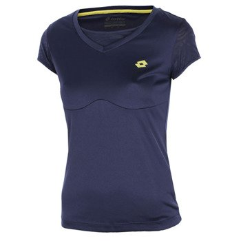 koszulka tenisowa damska LOTTO T- SHIRT NIXIA / R1341