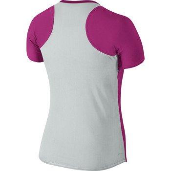 koszulka tenisowa damska NIKE ADVANTAGE COURT TOP / 620830-602