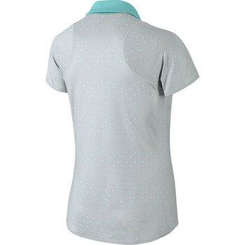 koszulka tenisowa damska NIKE ADVANTAGE PRINTED POLO
