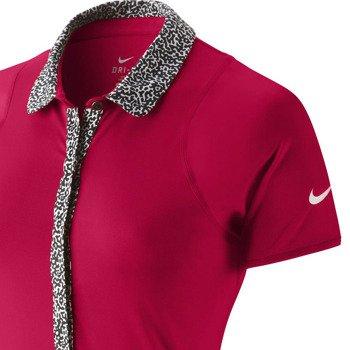 koszulka tenisowa damska NIKE ADVANTAGE SHORTSLEEVE POLO
